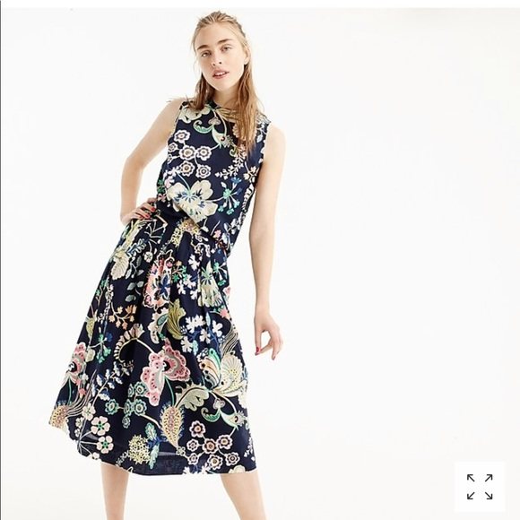 42dd9d774 Cotton skirt in Liberty® floral symphony. J. Crew.  M_5b36546b0cb5aa3180988c90. M_5b365526035cf17a63bcc8c8.  M_5b63209e9e6b5be6e961140e
